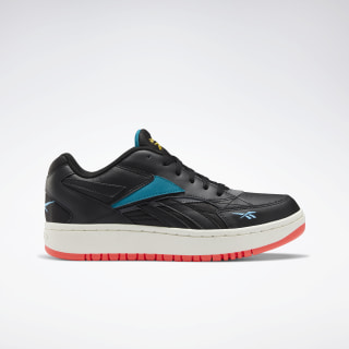 Court Double Mix Shoes Black / Pure Grey 6 / Seaport Teal EH3280