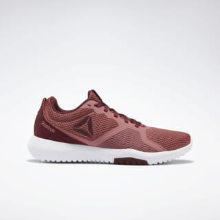 Reebok Flexagon Force Shoes Rose / Maroon / White DV6207