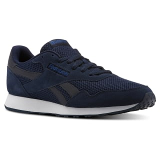 Zapatillas REEBOK ROYAL ULTRA NM-COLL NAVY/BUNKER BLUE/WHITE/REFLECTIVE CN4528