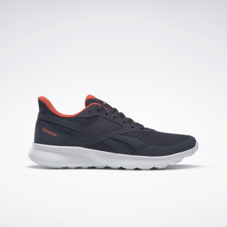 Reebok Quick Motion 2.0 Shoes Heritage Navy / White / Vivid Orange EH2709