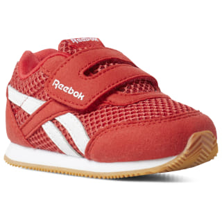 Reebok Royal Classic Jogger 2.0 KC - Enfant Primal Red / White / Gum DV4047