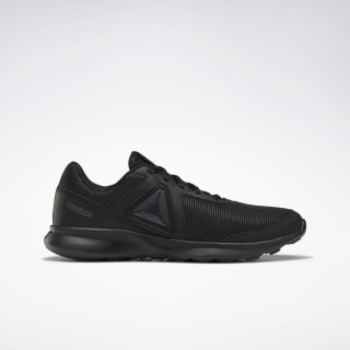 Reebok Quick Motion Shoes Black / Cold Grey DV9266