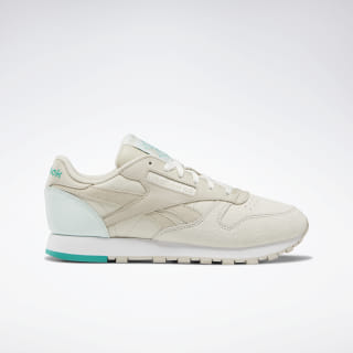 Кроссовки Reebok Classic Leather chalk/STUCCO/alabaster DV9784