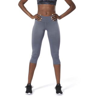 Legginsy Workout Ready Capri Cold Grey/Cold Grey DU4795