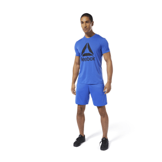 Training Knit Shorts Crushed Cobalt DV3386