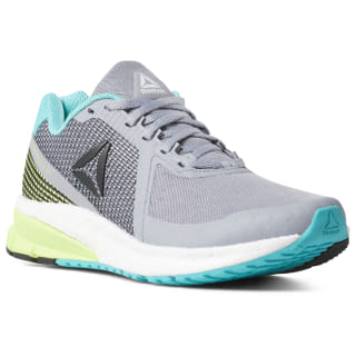 Reebok Grasse Road 2.0 ST Shoes Shadow / Teal / Lime / Wht CN6877