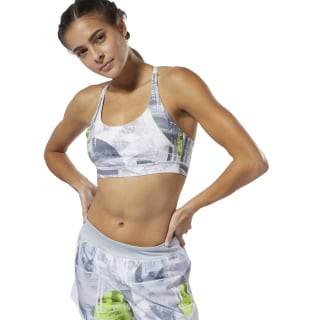 WOR Moonshift Tri-Back Padded Bra Cold Grey DU4714