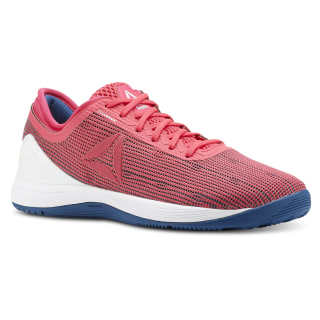 Reebok CrossFit Nano 8 Flexweave - Grade School Twisted Pink / Bunker Blue / White CN4997