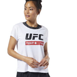 UFC Fan Gear Fight Week Tee White EC1289