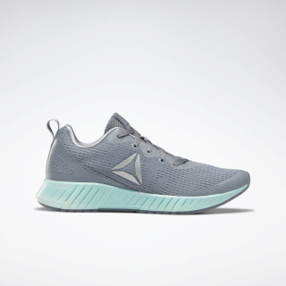 Reebok Flashfilm Shoes Grey / BLUE / SILVER DV8242