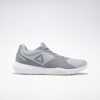 Reebok Flexagon Force Shoes Cold Grey 2 / Cold Grey 4 / Pink DV9443