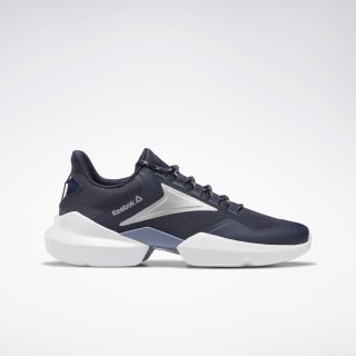 Reebok Split Fuel Shoes Navy / Washed / Silver / White DV7016