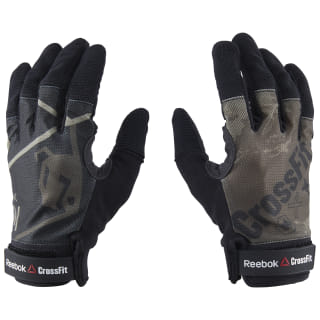 Reebok CrossFit Training Gloves Army Green CD7266