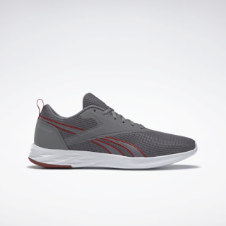 Reebok Astroride Essential 2.0 Shoes Cold Grey 5 / Red Ember / Cool Shadow FU7127