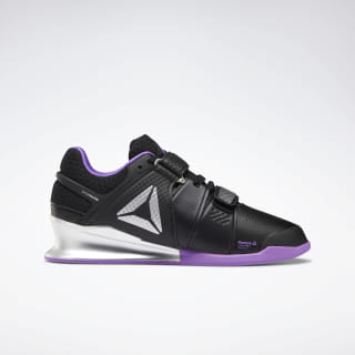 Reebok Legacy Lifter Black / Grape Punch / White DV6231