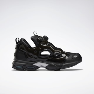 Кроссовки Reebok Fury Millennium Leather Black/BLACK/BLACK DV7676