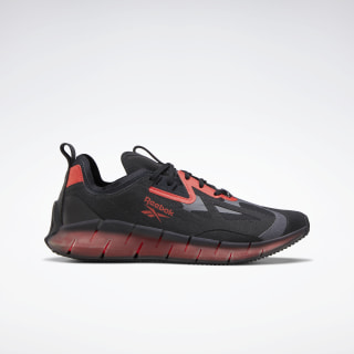 Zig Kinetica Concept_Type2 Shoes Night Black / True Grey 7 / Radiant Red FW5734