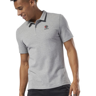 Polo Classics Foundation Medium Grey Heather DH2104