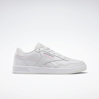 Reebok Royal Techque T LX Shoes Porcelain / Pixel Pink / White EF7482