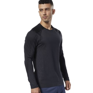 T-shirt à manches longues One Series Training Smartvent Black EC1034
