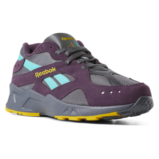 Aztrek True Grey / Urbanviolet / Yellow / Teal CN7837