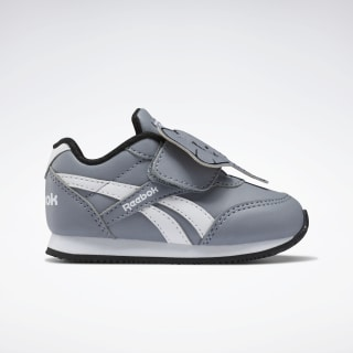 Reebok Royal Classic Jogger 2.0 Shoes Cold Grey 4 / Black / White EF3755