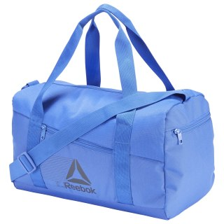 Active Foundation Grip Duffel Bag Small Crushed Cobalt DU2998