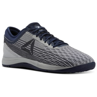 Reebok CrossFit® Nano 8 Flexweave® Men's Shoes Grey / Collegiate Navy CN1037
