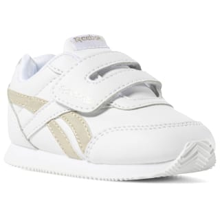 Reebok Royal CLJOG 2 KC White / Gold Metallic DV6949