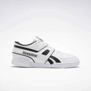 Pro Workout Lo White / Black / Excellent Red EG6466