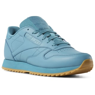 Tenis Classic Leather  Ripple color mid-mineral mist / gum CN6991