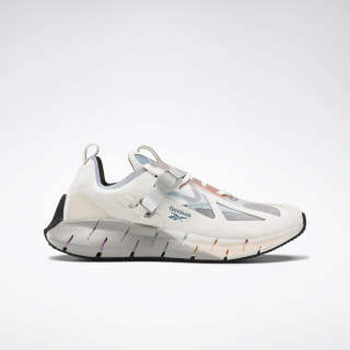 Zig Kinetica Concept_Type1 Shoes Sand Stone / White / Rose Dust EG7477