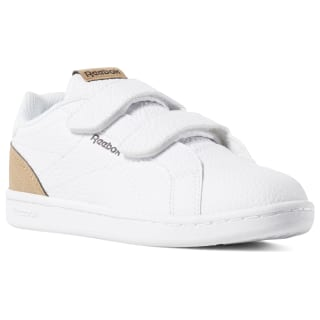 Reebok ROYAL COMP CLN 2V White / Dark Brown / Tan DV4152