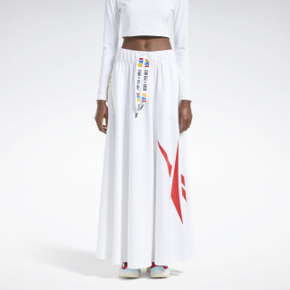 Reebok by Pyer Moss Long Skirt White FR9334