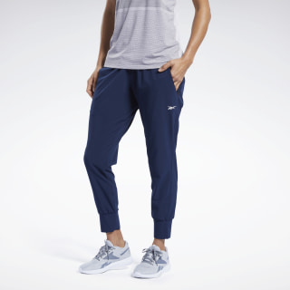 Pantalon de jogging en maille double United by Fitness Collegiate Navy FQ4434