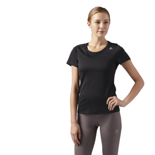 Camiseta Running Windsprint Black CE1368