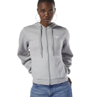 Classics Fleece Sweatshirt Medium Grey Heather EB5145