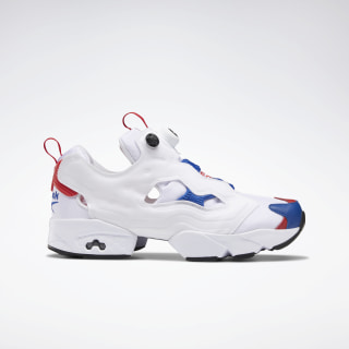 Instapump Fury Original Men's Shoes White / Collegiate Royal / Scarlet FU9113
