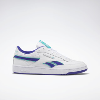 Club C Revenge Plus Shoes White / White / Team Purple EF8870
