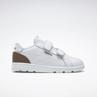 Reebok Royal Complete Clean Shoes White / Brush Brown / Thatch DV9200