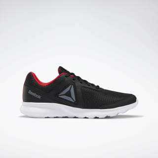 Reebok Quick Motion Shoes Black / Grey / Red / White DV6174