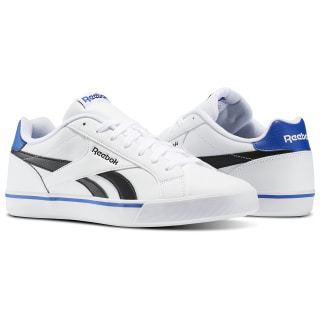 Reebok Royal Complete 2LL White/Black/Collegiate Royal AR2428