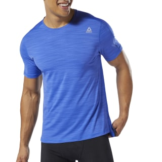 T-shirt de training ACTIVCHILL Move Crushed Cobalt DU3945
