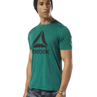 Camiseta Workout Ready Supremium Clover Green EC0873