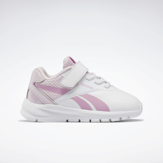 Reebok Rush Runner 2.0 Shoes White / Pixel Pink / Jasmine Pink EH0647