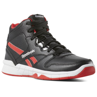 Reebok BB4500 Hi 2 Black / Primal Red / White DV4179