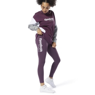 Leggings Classics Advanced Urban Violet DX9956
