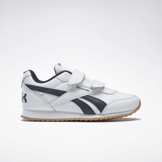 Reebok Royal Classic Jogger 2.0 Shoes White / Collegiate Navy DV9092