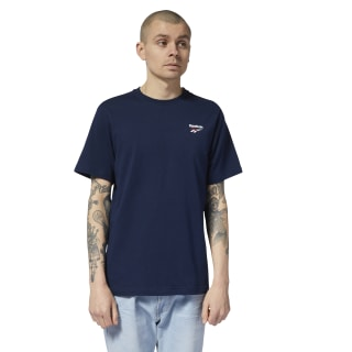 Classics All Over Vector Tee Collegiate Navy DY7864