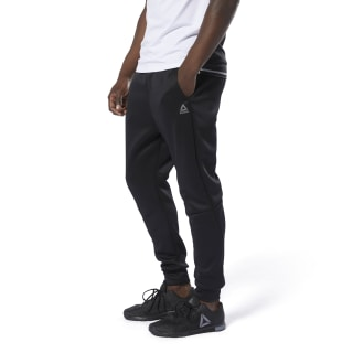 Pantalón Training Spacer Black DU4341